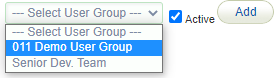 user-group-drop-down-menu